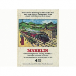 Odborná publikace o výrobcích firmy Märklin - díl 4.