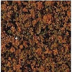 Foliáž na tvorbu zeleně - podzim hnědý 28x14 cm