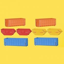 H0 set kontejnerů