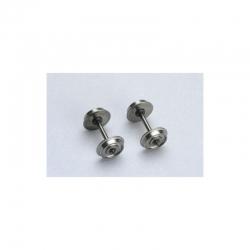 H0 dvojkolí ø10,3mm oboustranně isolované