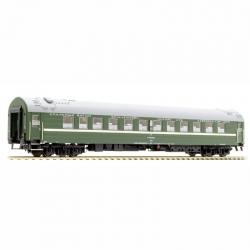 H0 lůžkový vůz sovětských železnic SŽD ep.IV