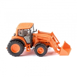 H0 traktor -John Deere 6920 S- s čelním nakladačem