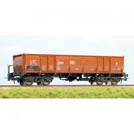 H0 čtyřosý otevřený nákladní vůz s brzdařskou plošinou Vsa ČSD ep.III