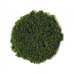 Drcený molitan - tmavo zelený středně hrubý