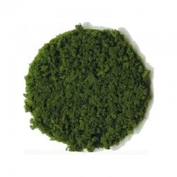 Drcený molitan - tmavo zelený hrubý