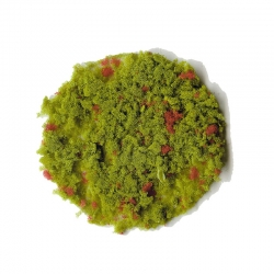 Drcený molitan - barevný hrubý