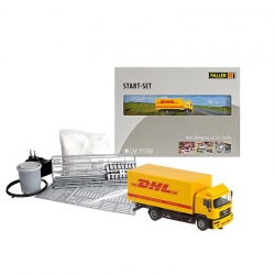 H0 Car System - Start -set LKW DHL