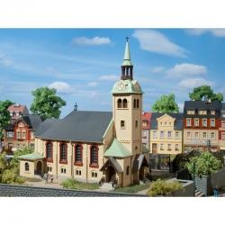 H0/TT kostel -Börnichen-