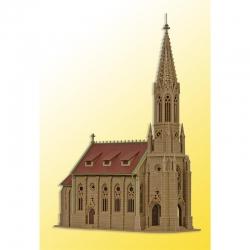 N městský kostel -Stuttgart-Berg-