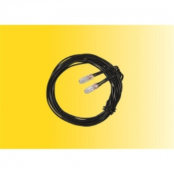 Žárovka s kabelem Ø 2,3 mm, 12 V, 50 mA 2 ks v balení