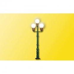 H0 lampa -tři koule- 65mm