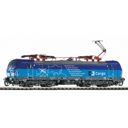 TT elektrická lokomotiva BR 193 -Vectron- ČD -Cargo- ep.VI