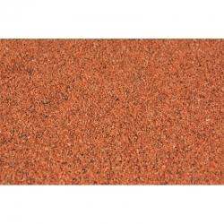 Štěrk -červenohnědý- 0,5-1mm 200g
