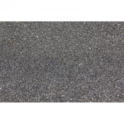 Štěrk jemný -černý- 0,1-0,6mm 200g