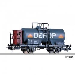 TT kotlový vůz -Derop- DRG ep.II