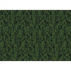 Foliáž na tvorbu zeleně -borovicová- 14 x 28 cm