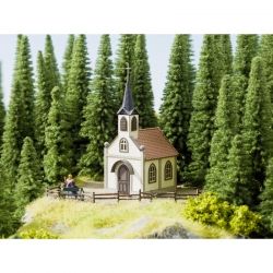 N kaple -St. Nepomuk- Laser-cut