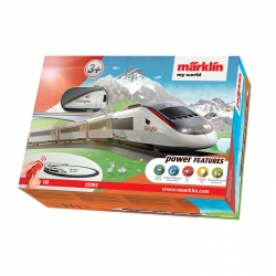 H0 startovací set -Lyria- TGV