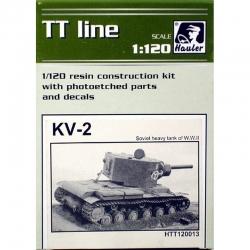 TT - stavebnice vojenské techniky