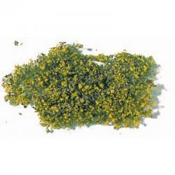 Foliáž na tvorbu zeleně -podzim žlutý- 14 x 28 cm