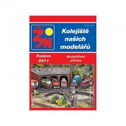 Kniha Kolejiště našich modelářů