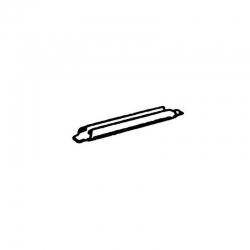 N kolejová kovová spojka