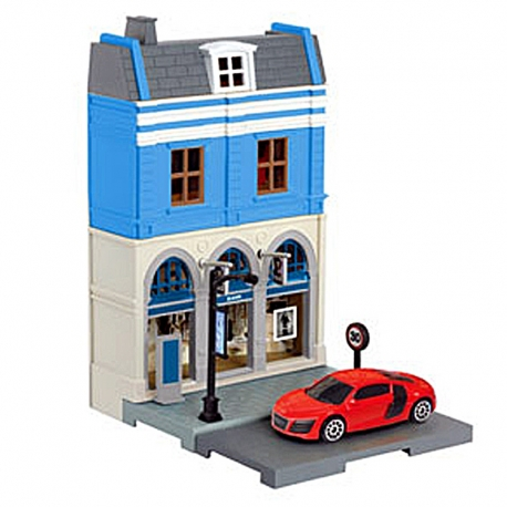 Herpa City banka
