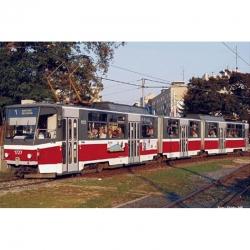 H0 tramvaj ČKD Tatra KT8D5