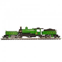 0  Parní lokomotiva systému Garratt, dráha Jižní Afriky