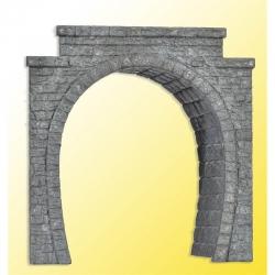 H0 tunelový portál jednokolejný