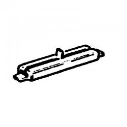N izolační kolejová spojka 24ks