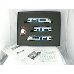 H0 regionální vlaková souprava ME Minuetto FS