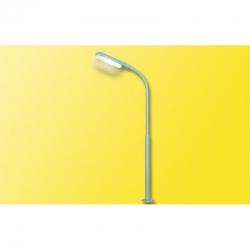 H0 lampa LED -pouliční- jednoramenná 100mm
