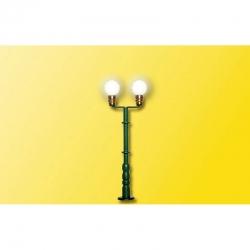 H0 lampa -dvě koule- 57mm