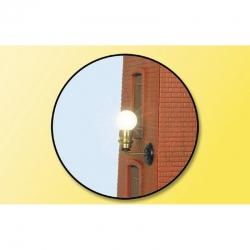 N lampa -závěsná na zeď- 33mm