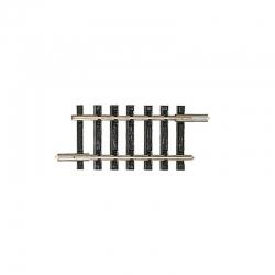 TT - kolej rovná G5 36,5 mm