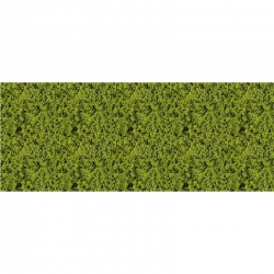 Foliáž na tvorbu zeleně -světle zelená- 14 x 28 cm