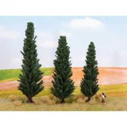 Strom -cypřiš- 3 kusy