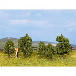 H0,TT - stromy -zelené-