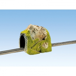 H0 tunel přímý -jednokolejný-