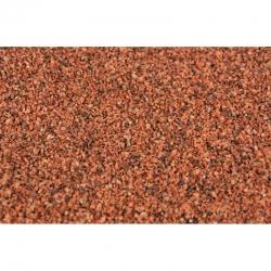 Štěrk -červenohnědý- 1-2mm 200g