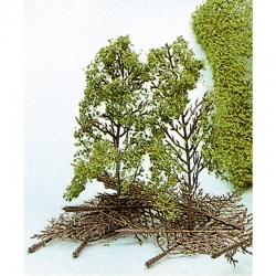 H0/TT/N sada k tvorbě stromů  15 stromů 15cm