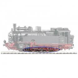 H0 spojovací tyče na kola lokomotivy BR94 Piko