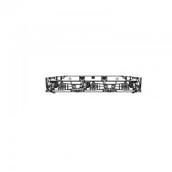 H0 podvozek brzdový válec + brzdové zařízení pro model PIKO59783