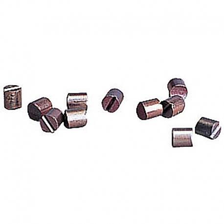 TT uhlíky kulaté Ø2,5mm (cena za 1 kus)