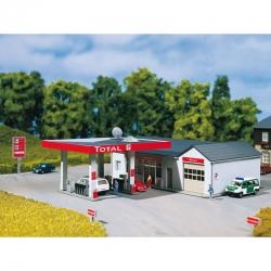 TT benzínová pumpa TOTAL