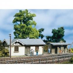 TT železnižní zastávka -Polenz-