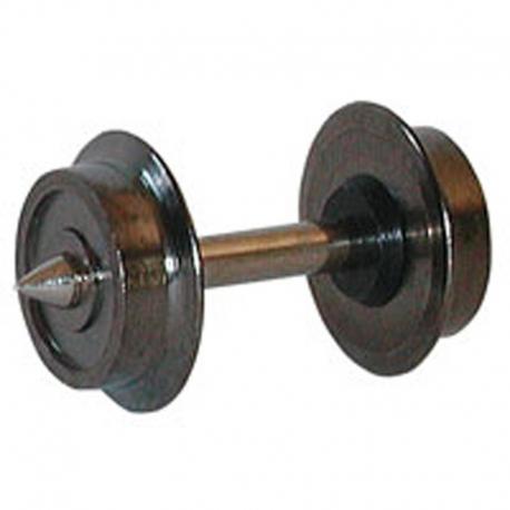 N kovové dvojkolí Ø 6,2mm