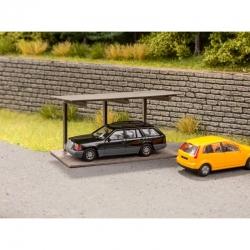 TT Laser Cut -přístřešek pro auto-