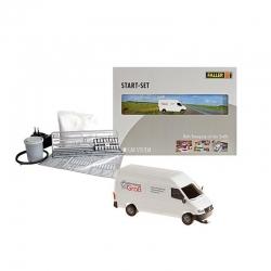 H0 Car System - Start -set  MB Sprinter